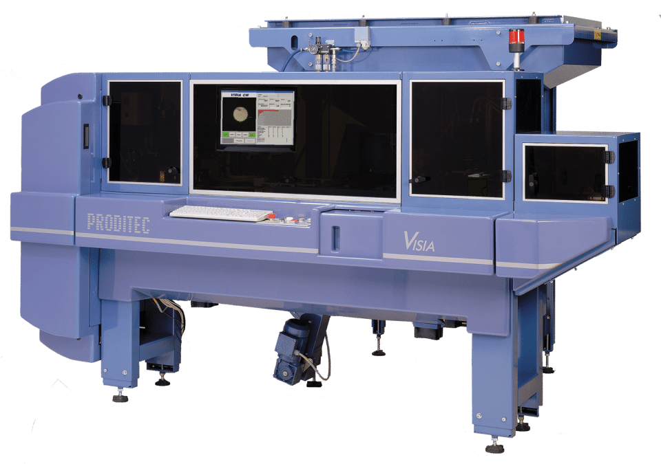 Visia Proditec Coin Blank Inspection Machines