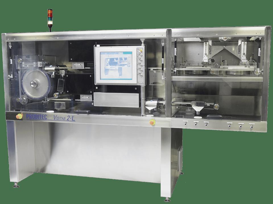 Visitab Proditec Tablet Inspection Machine
