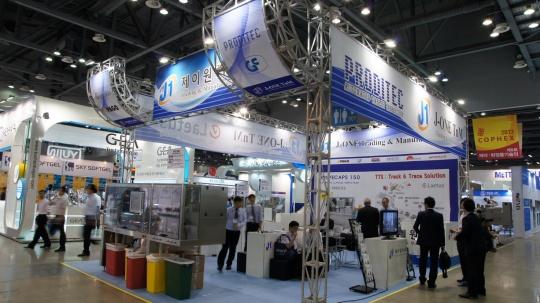 Cophex Seoul Proditec Tablet Inspection Machines
